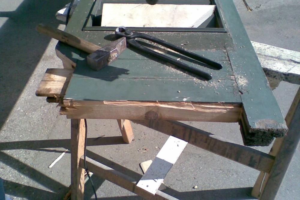 Ristrutturazione scuri in legno geppetto falegname verona - Ristrutturazione finestre in legno ...