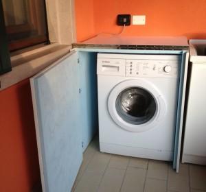 <span>Mobile lavatrice in legno per esterno</span><i>→</i>
